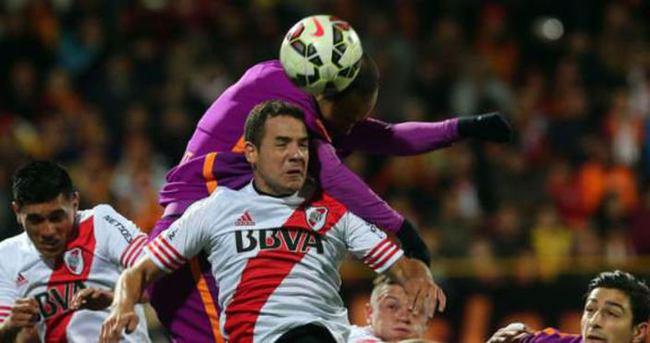 Galatasaray penaltılarda yıkıldı