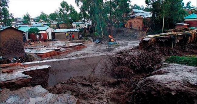 Malavi'de sel bilançosu: 176 ölü