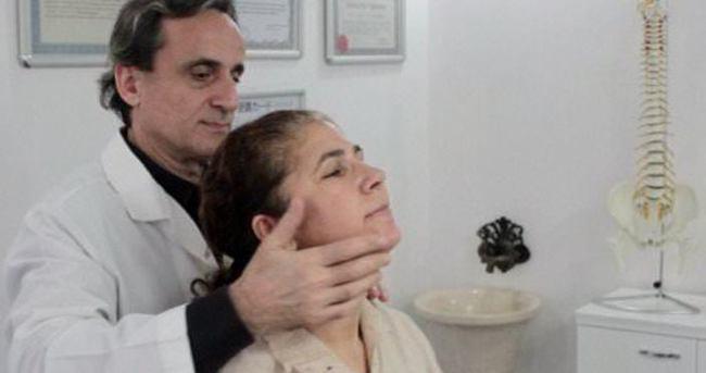 19 yıldır çektiği fıtık ağrısından 8 seansta kurtuldu