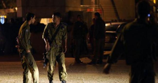 İsrail'den Hizbullah aracına saldırı