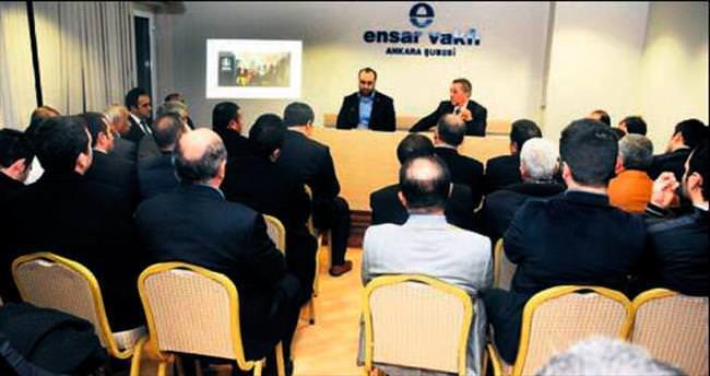 Selçuk Çetin kültürel belediyeciliği anlattı
