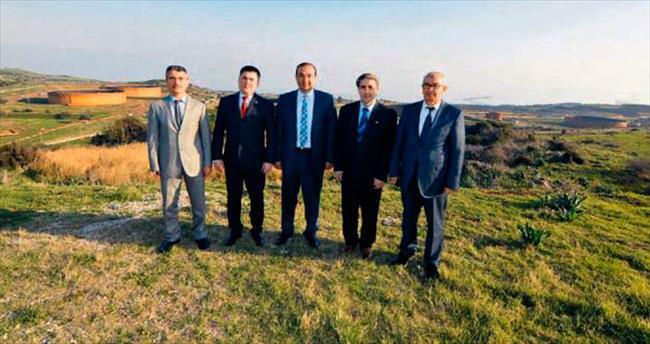 Kardeş şehirler Ceyhan'da buluştu
