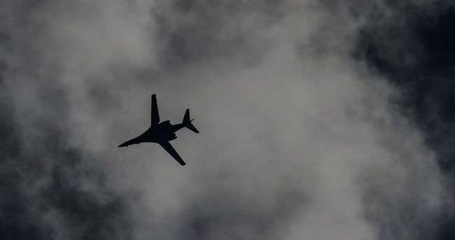 Suriye'de koalisyon güçlerinden İHA'lı saldırı