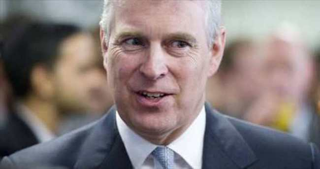 Prens Andrews'in skandalları bitmiyor