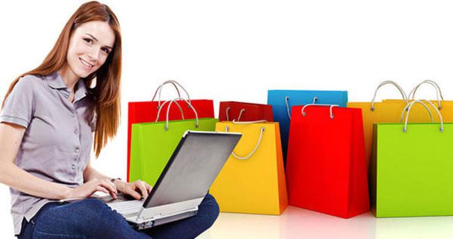 İnternet üzerinden alışverişe 126 milyar lira harcandı