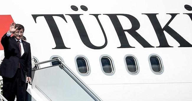 Başbakan Davutoğlu Londra'ya gidecek