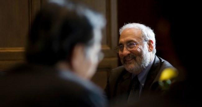 Nobel ödüllü ekonomist Joseph Stiglitz'den Erdoğan'a destek