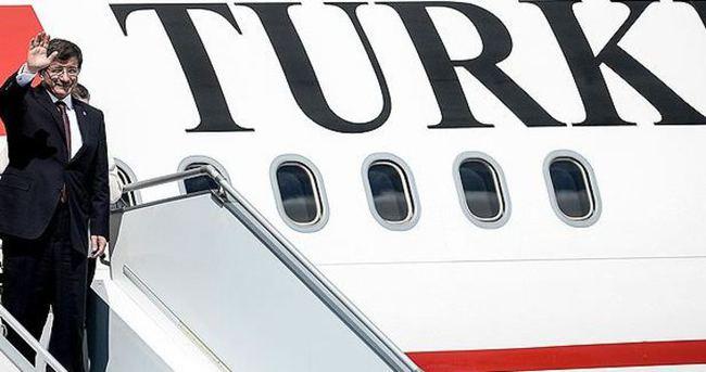 Başbakan Ahmet Davutoğlu Londra'ya gidiyor