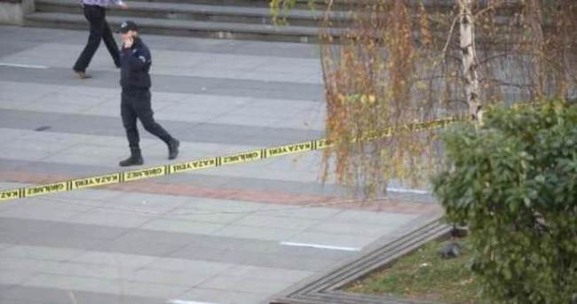 Trabzon'da şüpheli çanta alarmı