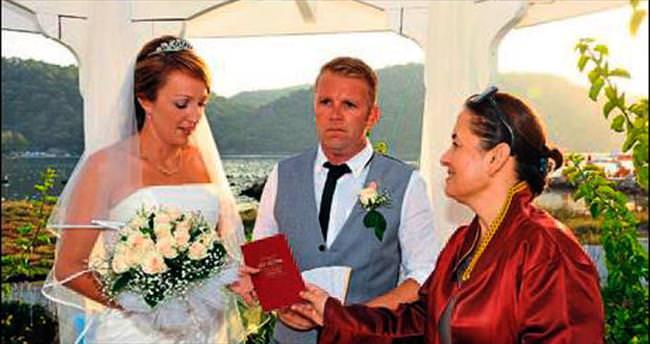Fethiye'de evlenme ve ölüm olayı azaldı