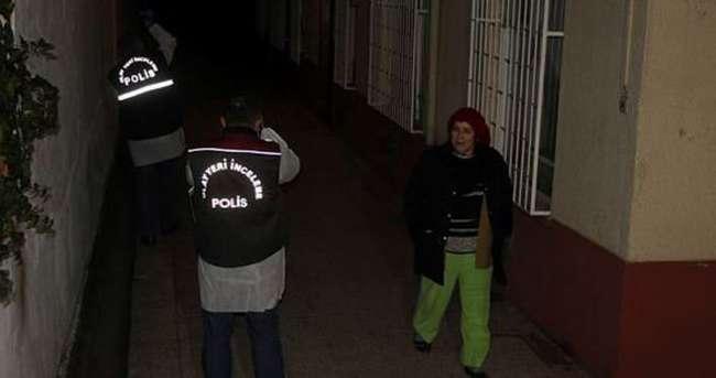 Ankara'da şüpheli ölüm