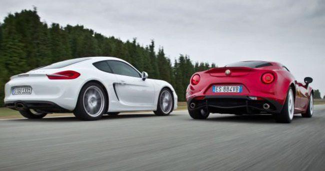 Alfa ile Audi arasında kavga çıktı