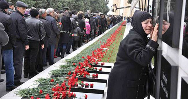 20 Ocak katliamında kaybedilenler anılıyor