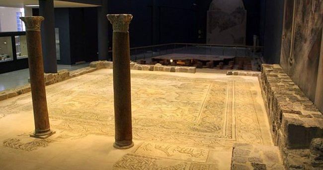 Hatay Arkeoloji Müzesi Zeugma'yı geride bırakacak