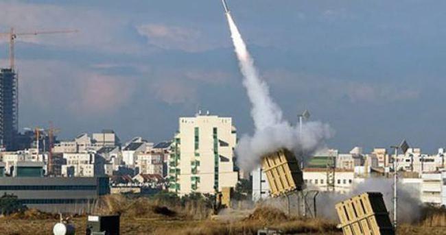 İsrail Demir Kubbe'yi Lübnan sınırına kaydırdı