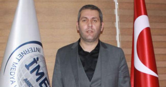 İMEF Başkan Vekili 'ne hapis şoku