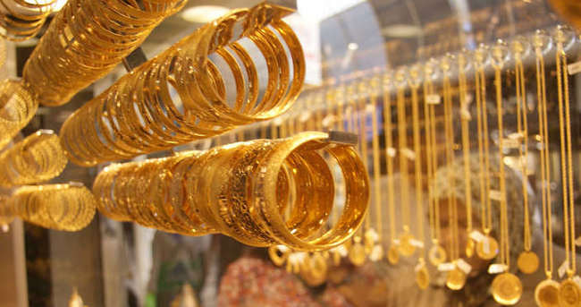 Altın fiyatları yükselişte