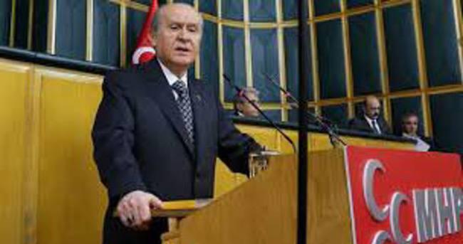 Bahçeli MHP Grup toplantısında konuştu