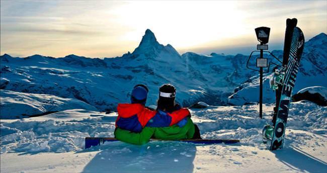 Alplerin yükselen yıldızı ZERMATT