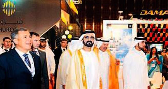 Dubai emlak fuarı Inrema'ya emanet