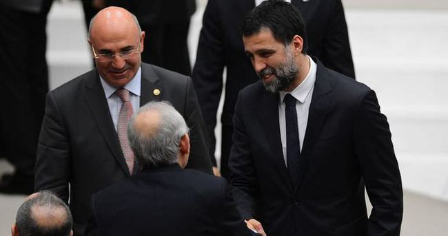 Hakan Şükür'ün Kılıçdaroğlu ile dikkat çeken diyaloğu