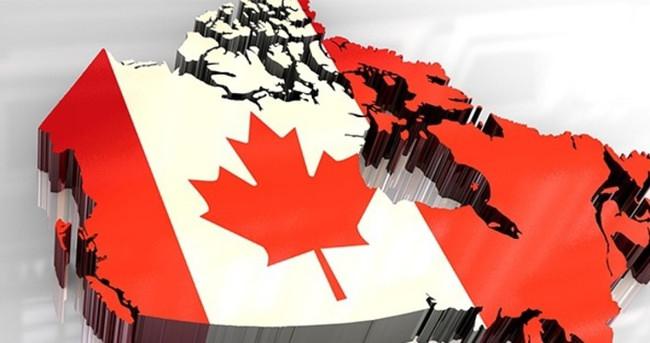 Kanada'da fare istilası!