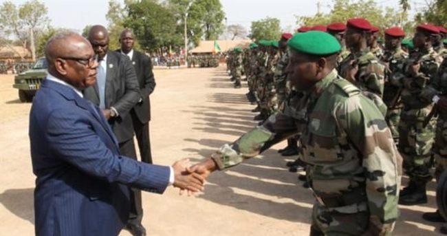 BM Mali'de operasyon düzenledi