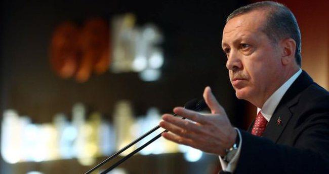 Erdoğan: Hazreti Peygamber de müslümanların kırmızı çizgisidir