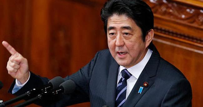 Japonya Başbakanı Abe, Erdoğan'ı aradı