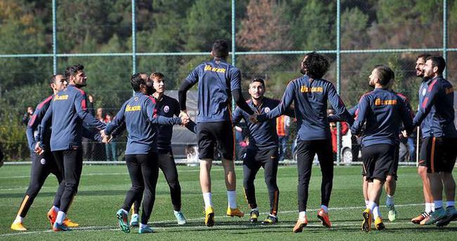 Galatasaray, Diyarbakır BŞB maçına hazır