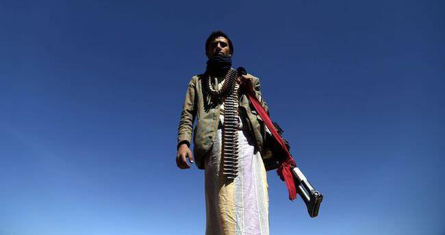 İran destekli Husiler Yemen'de ilerliyor