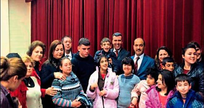 Başkan Bekir Altan öğrencilerle buluştu