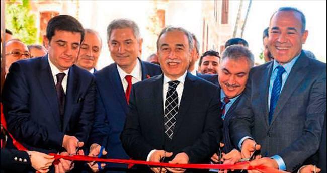 ÇÜ Halk Kültürü Evi törenle açıldı