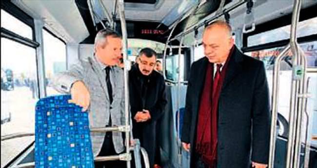 Manisa Büyükşehir 17 yeni araç aldı
