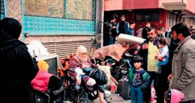 Kentsel dönüşüm binasını Suriyeliler'e satmış
