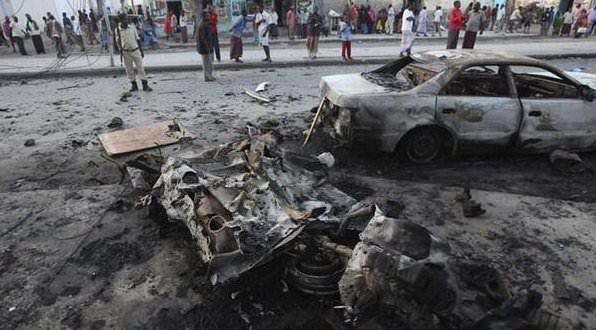 Somali saldırısını El Şebab üstlendi