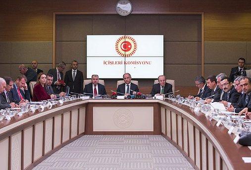'İç Güvenlik Paketi' komisyondan geçti