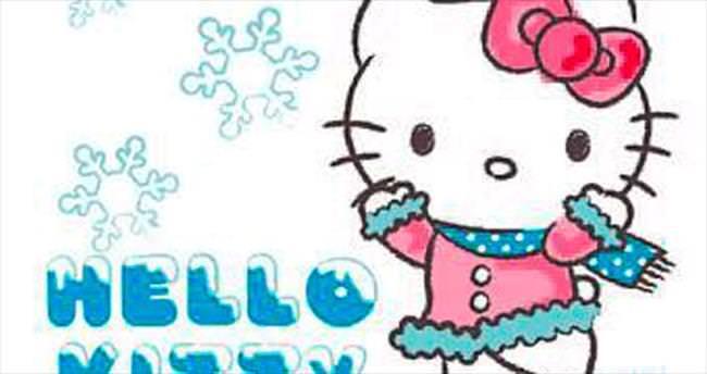 Hello Kitty ile eğlenceli saatler