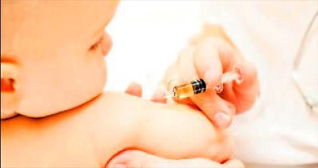 Aşı çocukların kurtarıcısı