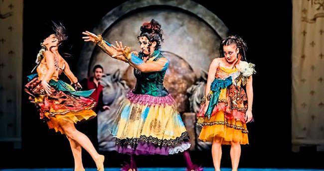 Devlet Opera ve Balesi'nden bambaşka bir Cinderella