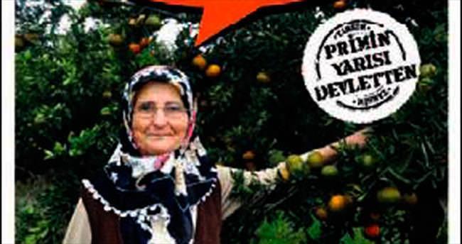 TARSİM'den Tarım Sigortası çağrısı