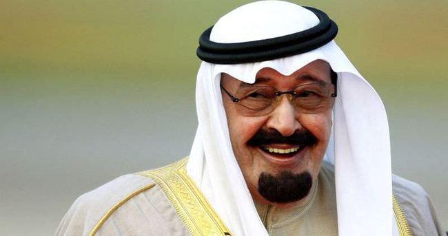 Kral Abdullah'ı öven imam darp edildi