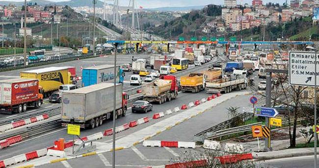 FSM Köprüsü'nde milyonlarca sürücüyü ilgilendiren haber