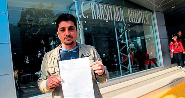 45 bin lira yüzünden belediyeye icra gitti