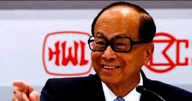 Asya'nın en zengin adamından 02'ye 15 milyar $
