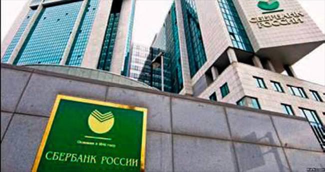 Sberbank boru hattına talip
