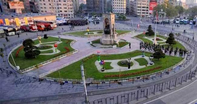 Taksim Meydanı için tarih belli oldu!