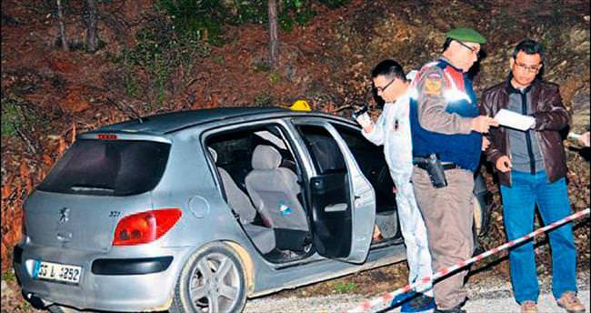 Alanya'da çifte infaz