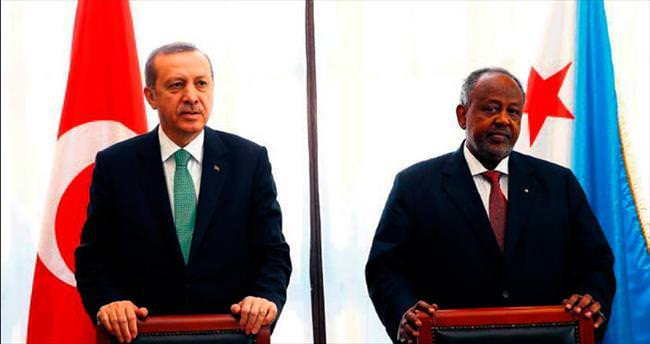 Cibuti ile ekonomik ilişkiler hızlanacak