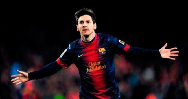 Gümrükçüler 5 Messi yakaladı